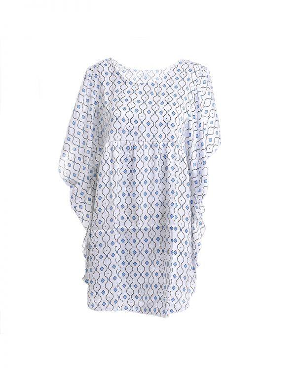 Μπλούζα/Καφτάνι Με Σχέδια