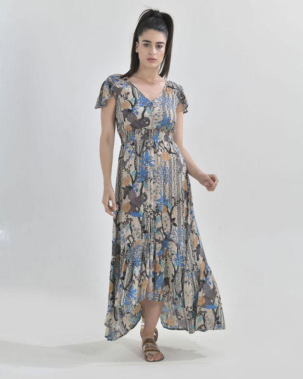 Φόρεμα Maxi Bohemian