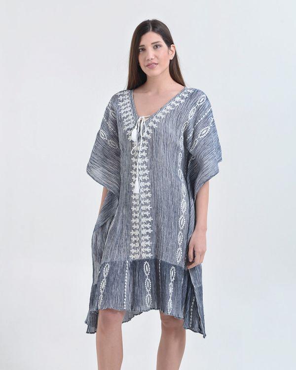 Φόρεμα Καφτάνι