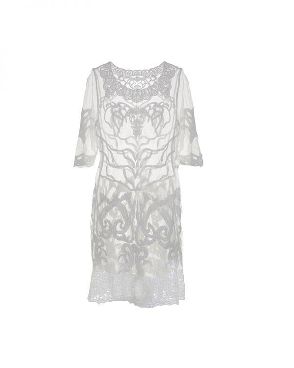 Φόρεμα/Καφτάνι Δαντελένιο