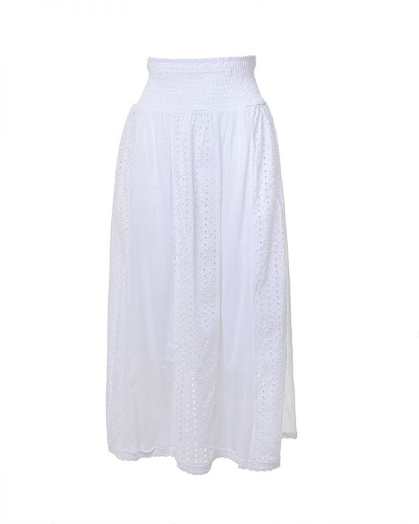 Φούστα Λευκή