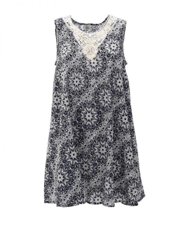 Φόρεμα Μακρύ Αμάνικο