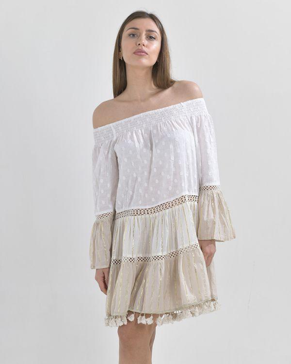 Φόρεμα Με Lurex