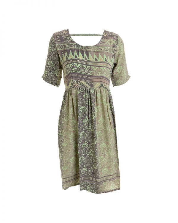 Φόρεμα Μini Εμπριμέ
