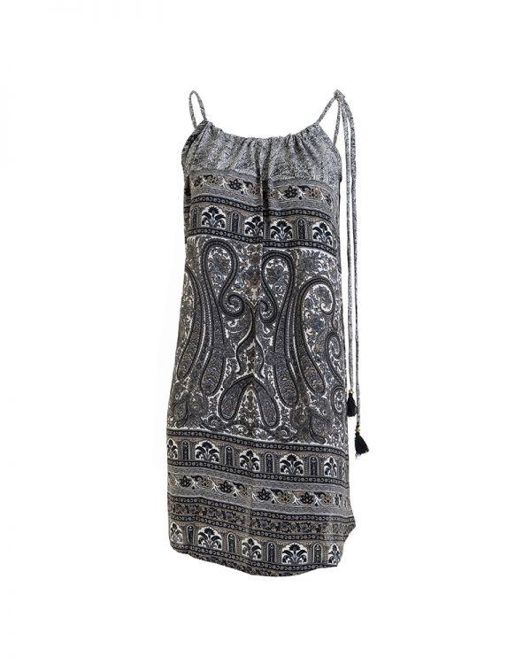 Φόρεμα Mini Σε Ριχτή Γραμμή