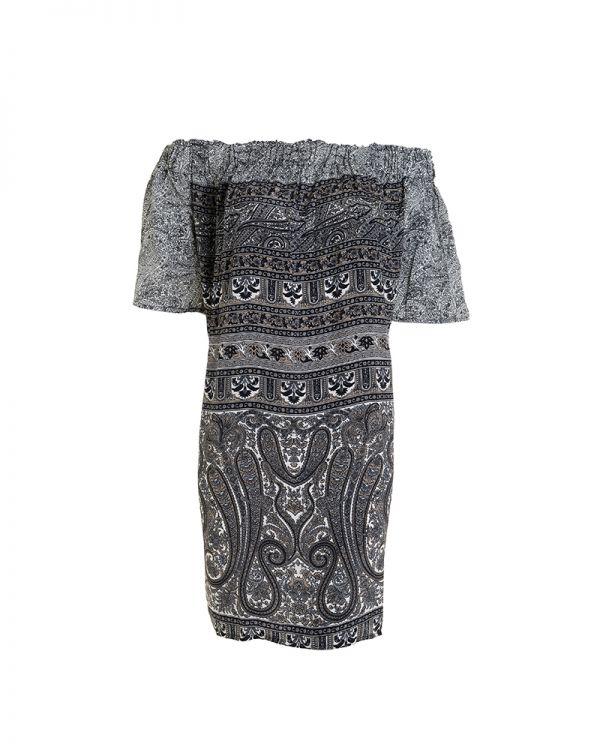 Φόρεμα Off Shoulder Μini