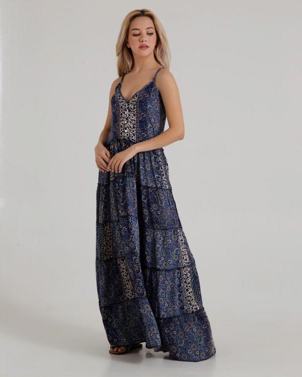 Φόρεμα με Τιράντες