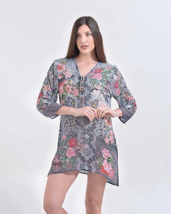Tunic/Καφτάνι Floral