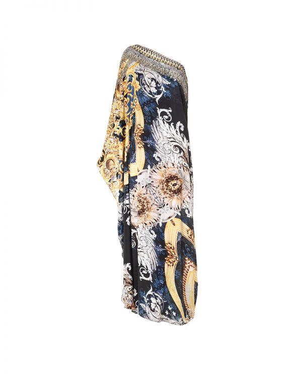 Φόρεμα Maxi Με Έναν Ώμο