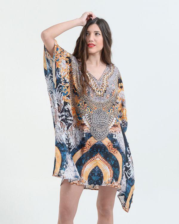Φόρεμα/Καφτάνι Με Prints