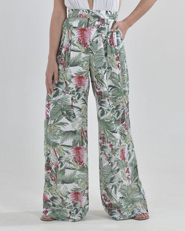 Παντελόνα Jungle Print