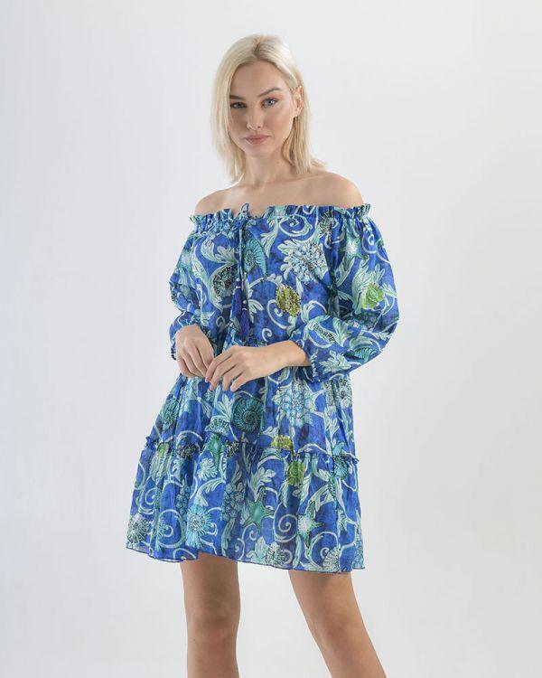 Φόρεμα με Κοχύλια