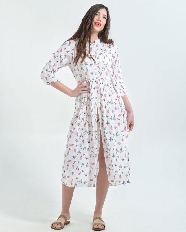 Φόρεμα/Κιμονό Μidi