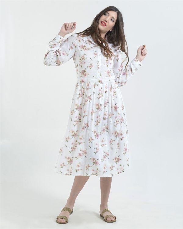 Φόρεμα Midi Floral