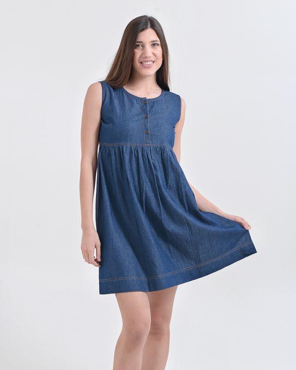 Φόρεμα Mini Denim