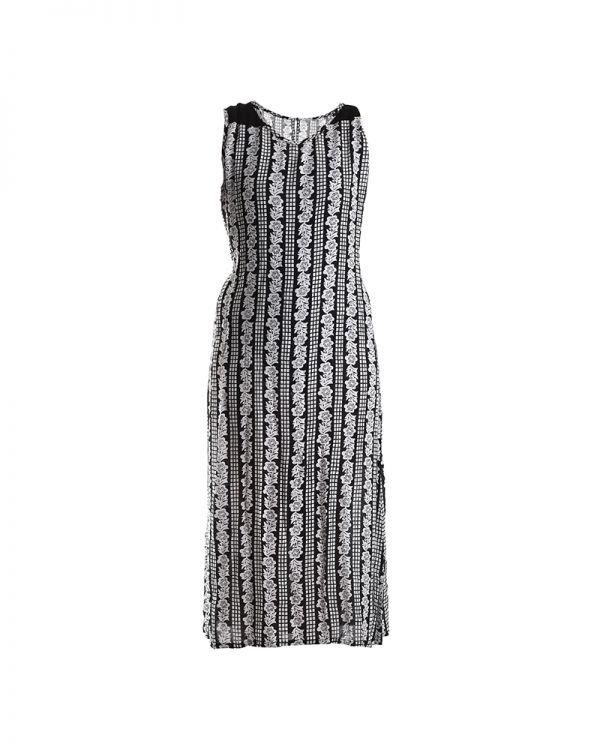 Φόρεμα Maxi Με Prints