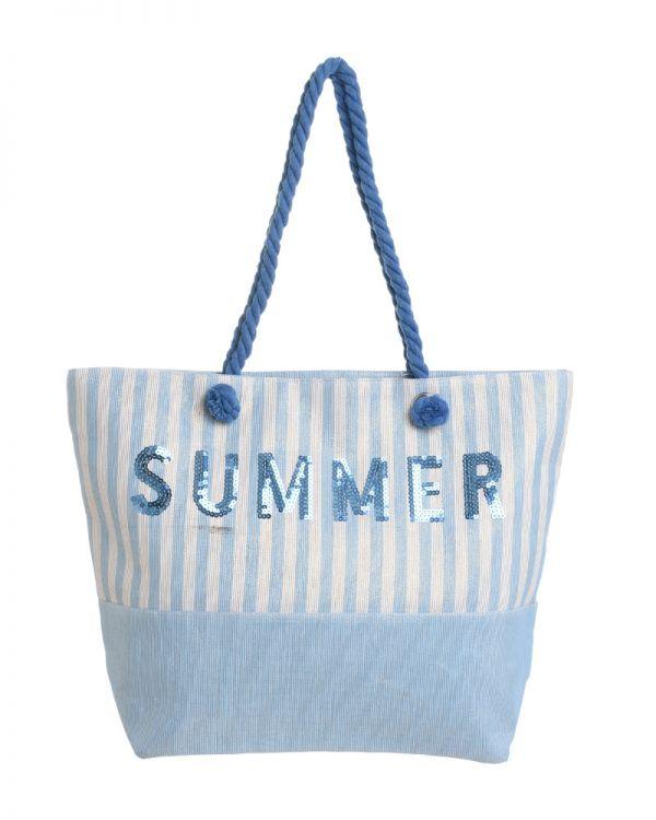 Τσάντα Υφασμάτινη Summer