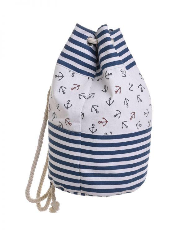 Back Bag Υφασμάτινη