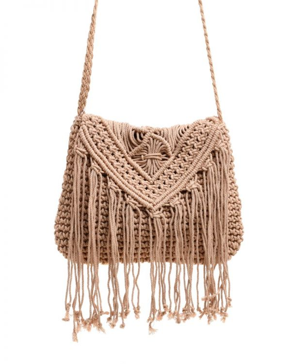 Τσάντα Macramme
