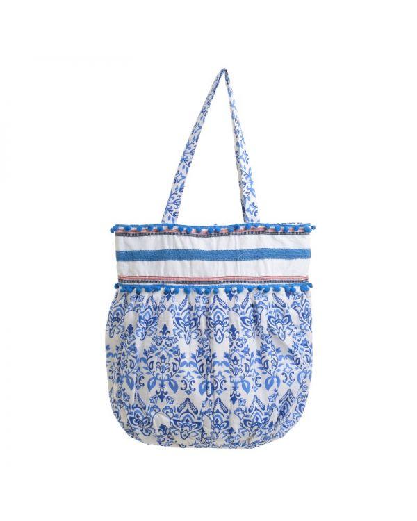 Τσάντα Θαλάσσης Υφασμάτινη