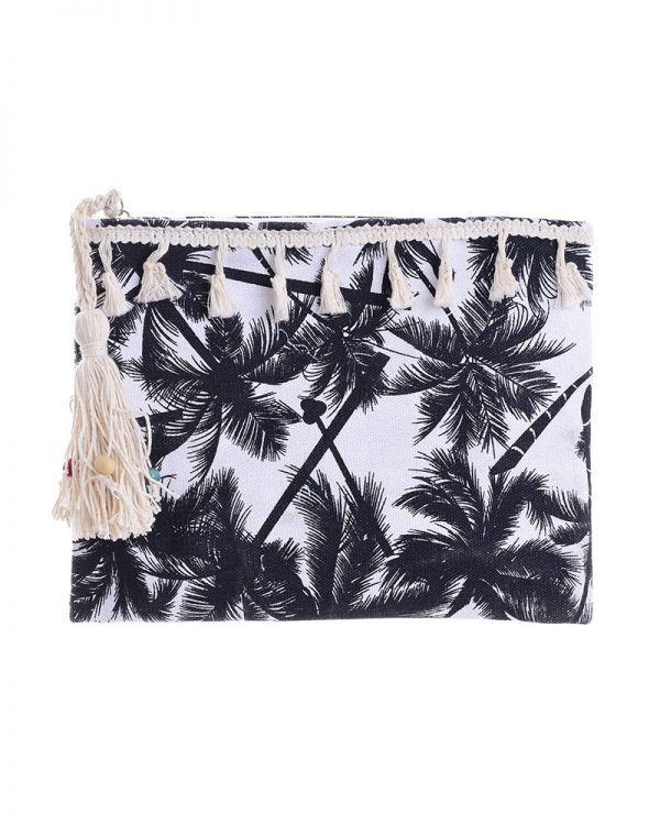 Τσαντάκι Palm Print