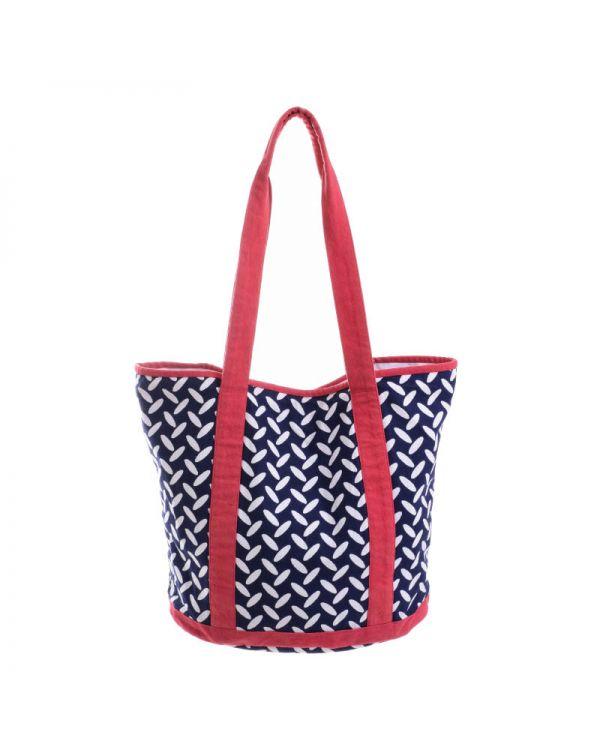 Τσάντα Με Σχέδια Και Φάσες