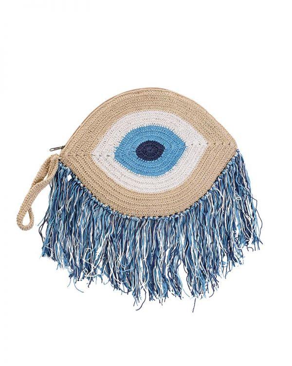 Τσάντα Evil Eye