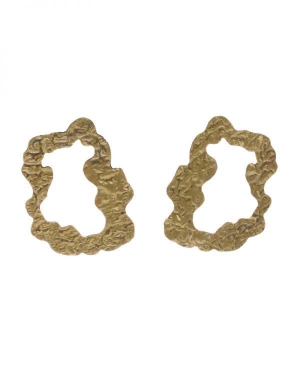 Σκουλαρίκια Μεταλλικά