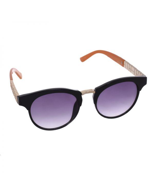 Γυαλιά Ηλίου Με Μωβ Φακό