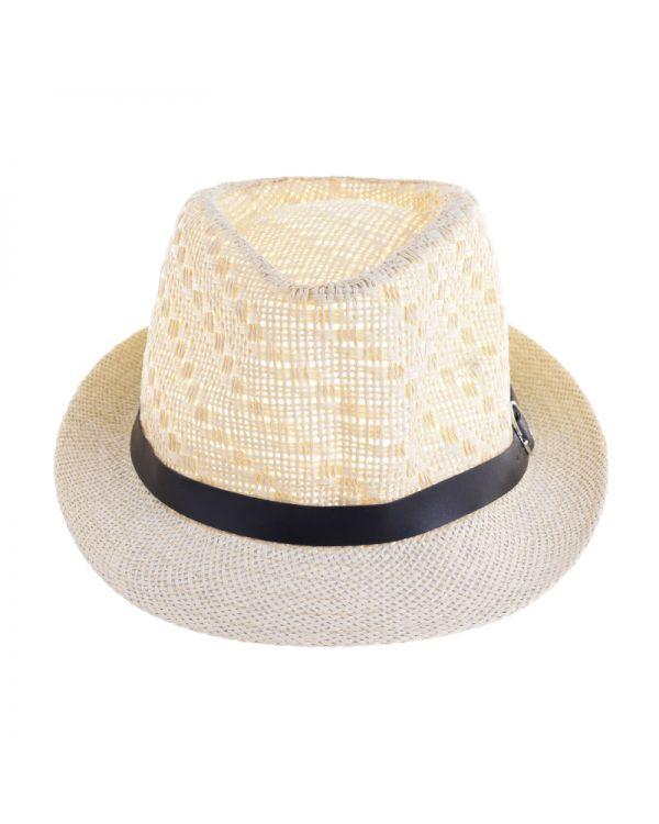 Καπέλο Ψάθινο Τύπου Panama