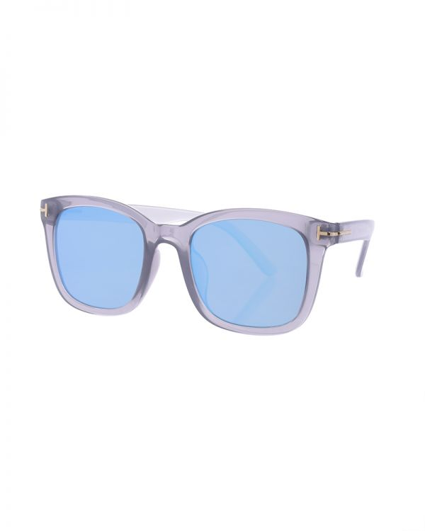 Γυαλιά Ηλίου Με Μπλε Φακό