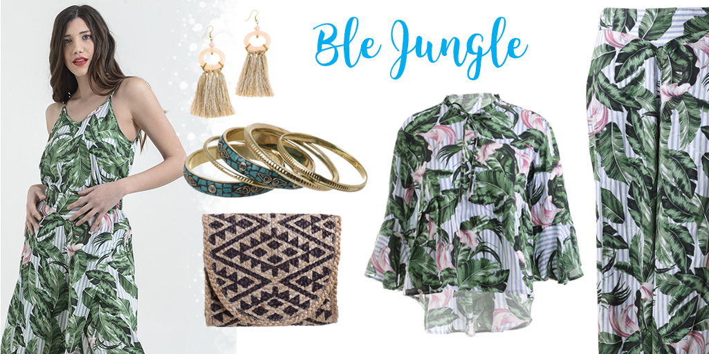 Be a Jungle Girl!