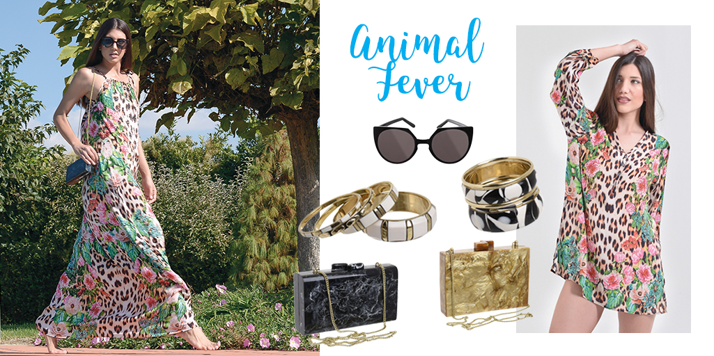Καλοκαίρι με στυλ: Animal fever!