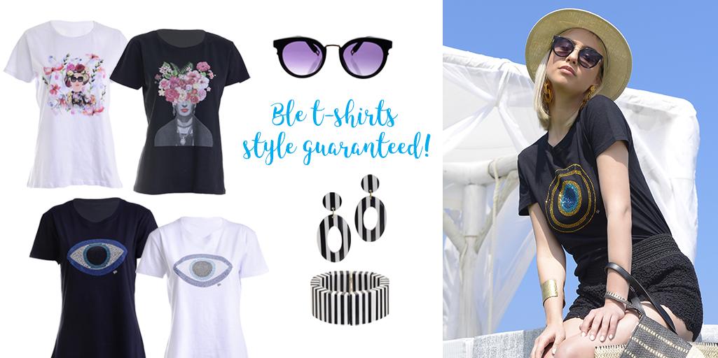 Ble T-Shirts: Style guaranteed!