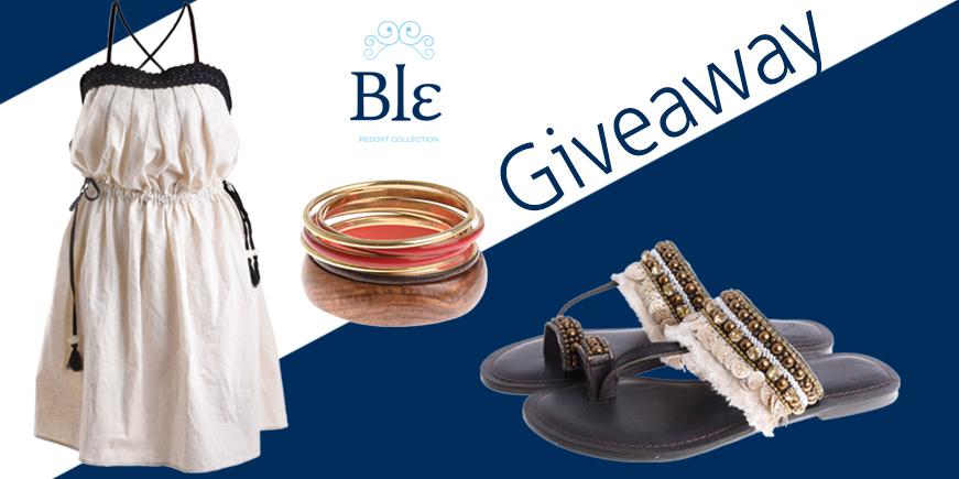 Διαγωνισμός Ble - Give away June 2018