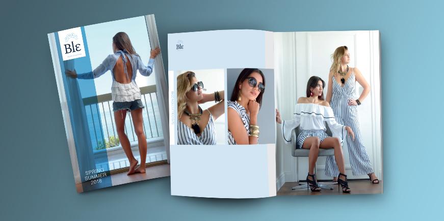 Νέο φυλλάδιο Ble – Άνοιξη καλοκαίρι 2018