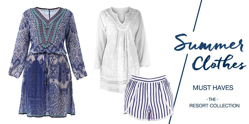 Καλοκαιρινά ρούχα: 3 κομμάτια που πρέπει οπωσδήποτε να έχεις στη καλοκαιρινή σου βαλίτσα.